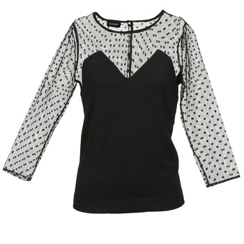 material Women jumpers Kookaï FERMULE Black