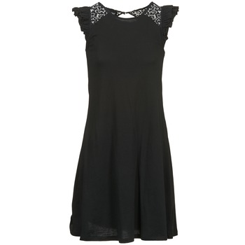 material Women Short Dresses Kooka? FERTUNE Black