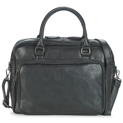 Bags Men Briefcases Casual Attitude ADIANA Black