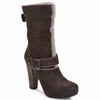Shoes Women Ankle boots Vic EFARAT Brown