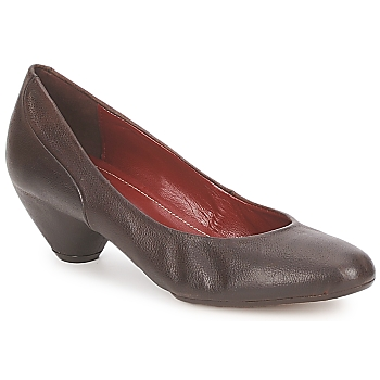 Shoes Women Court shoes Vialis MALOUI Brown