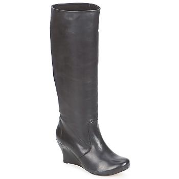 Shoes Women Boots Vialis GRAVAT Black