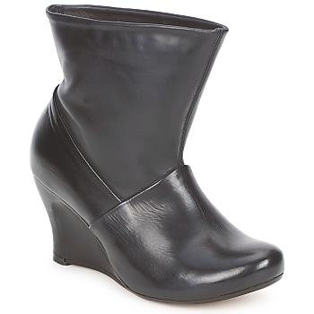 Shoes Women Ankle boots Vialis SILINI Black