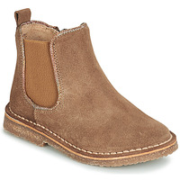 Shoes Children Mid boots André ARIA Camel