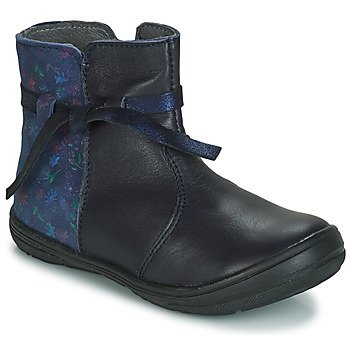 Shoes Girl Mid boots André FLOTTE Marine