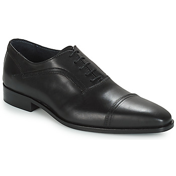 Shoes Men Brogue shoes André JOHN Black