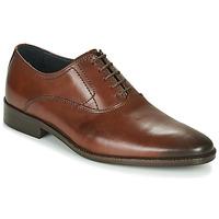 Shoes Men Brogue shoes André SMITH Brown