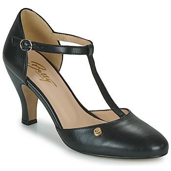 Shoes Women Court shoes Betty London EPINATE Black