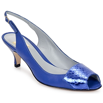 Shoes Women Sandals Fred Marzo LILI SLING Electric blue