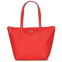 Bags Women Shopper bags Lacoste L 12 12 CONCEPT Red