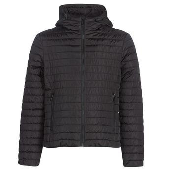 material Men Duffel coats Geox TIRPIRUNE Black
