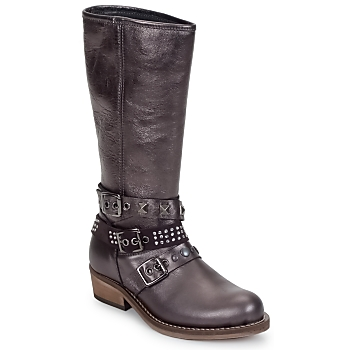 Shoes Girl Boots Hip NIEGRA Brown
