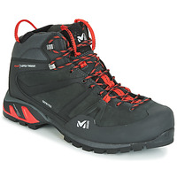 Shoes Men Hiking shoes Millet SUPER TRIDENT GTX Black / Red