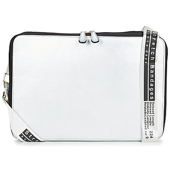 Bags Women Evening clutches André DAPHNEE White