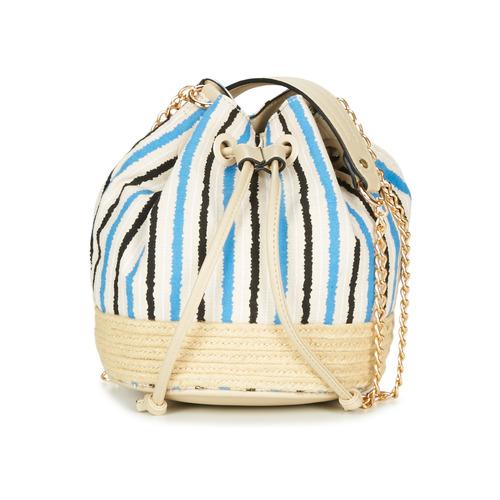 Bags Women Shoulder bags André OPALE Blue / Black