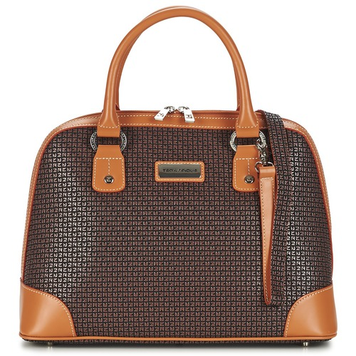 cf281138116685 Ted Lapidus FIDELIO Brown   Cognac - Free delivery with Spartoo NET ...