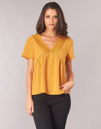 material Women Blouses Betty London JOCKY Yellow