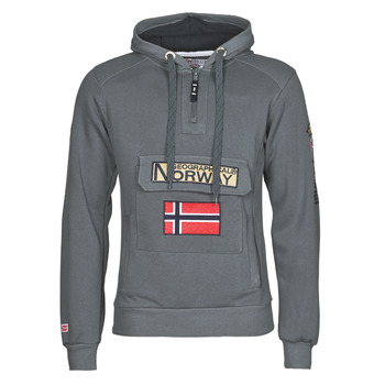 material Men sweaters Geographical Norway GYMCLASS Grey