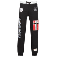 material Men Tracksuit bottoms Geographical Norway MYER Black
