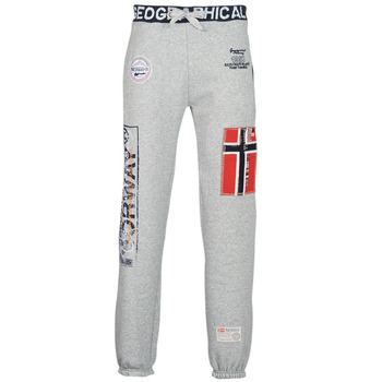 material Men Tracksuit bottoms Geographical Norway MYER Grey