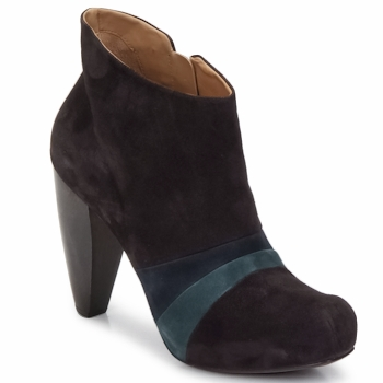 Shoes Women Low boots Coclico LESSING Brown