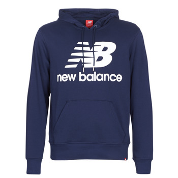 material Men sweaters New Balance NB SWEATSHIRT Marine