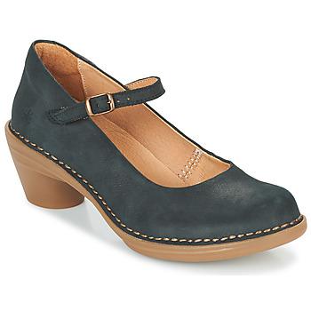Shoes Women Court shoes El Naturalista AQUA Black