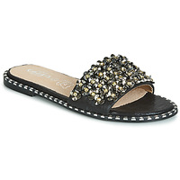 Shoes Women Mules Cassis Côte d'Azur ALVINA Black