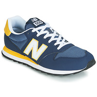 Shoes Men Low top trainers New Balance GM500 Blue