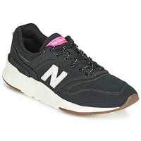 Shoes Women Low top trainers New Balance CW997 Black
