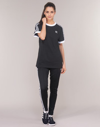 material Women Tracksuit bottoms adidas Originals SST TP Black