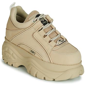 Shoes Women Low top trainers Buffalo 1533046 Beige