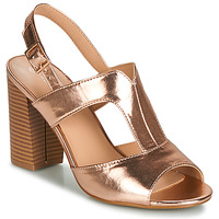 Shoes Women Sandals Moony Mood JALILIA Bronze