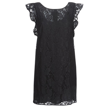 material Women Short Dresses LPB Woman AZITARTE Black