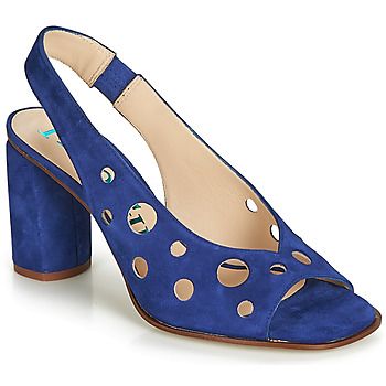 Shoes Women Sandals Paco Gil BALI Blue