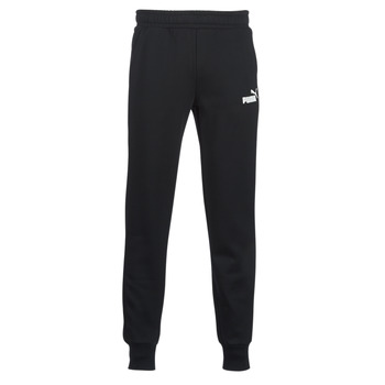 material Men Tracksuit bottoms Puma SWEAT PANT Black