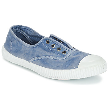 Shoes Women Slip ons Chipie JOSEPH ENZ Blue / Grey