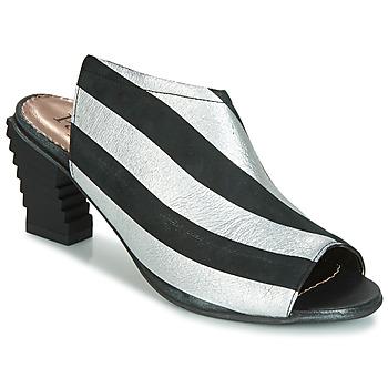 Shoes Women Sandals Papucei BETINA Black / White