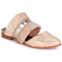 Shoes Women Mules Papucei ENVY Pink