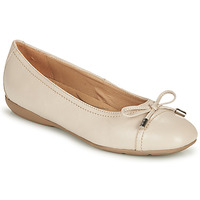 Shoes Women Ballerinas Geox D ANNYTAH Taupe