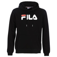 material sweaters Fila PURE Hoody Black