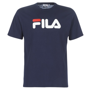 material short-sleeved t-shirts Fila PURE Short Sleeve Shirt Marine