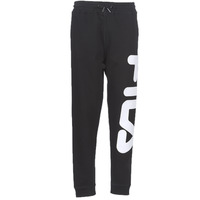 material Tracksuit bottoms Fila PURE Basic Pants Black