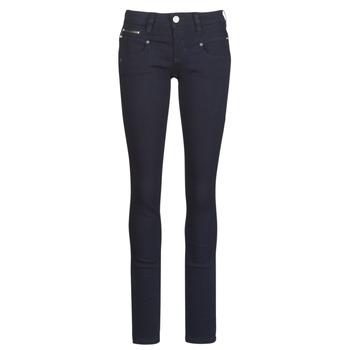 material Women slim jeans Freeman T.Porter Alexa Slim S-SDM Marine / Dark