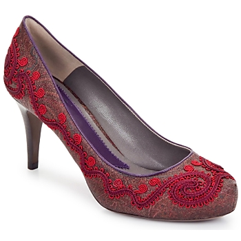 Shoes Women Court shoes Etro BRIGITTE RED