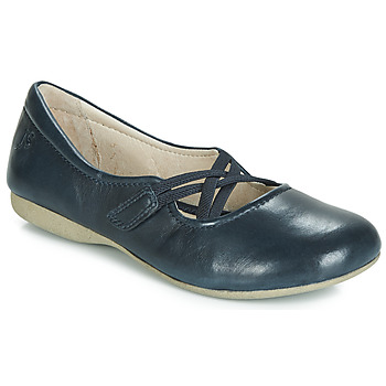 Shoes Women Ballerinas Josef Seibel FIONA 39 Blue