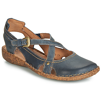 Shoes Women Sandals Josef Seibel ROSALIE 13 Blue