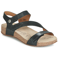 Shoes Women Sandals Josef Seibel TONGA 25 Black