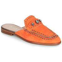Shoes Women Mules Dorking 7783 Orange