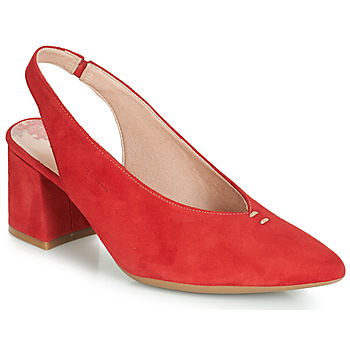 Shoes Women Court shoes Dorking 7806 Red